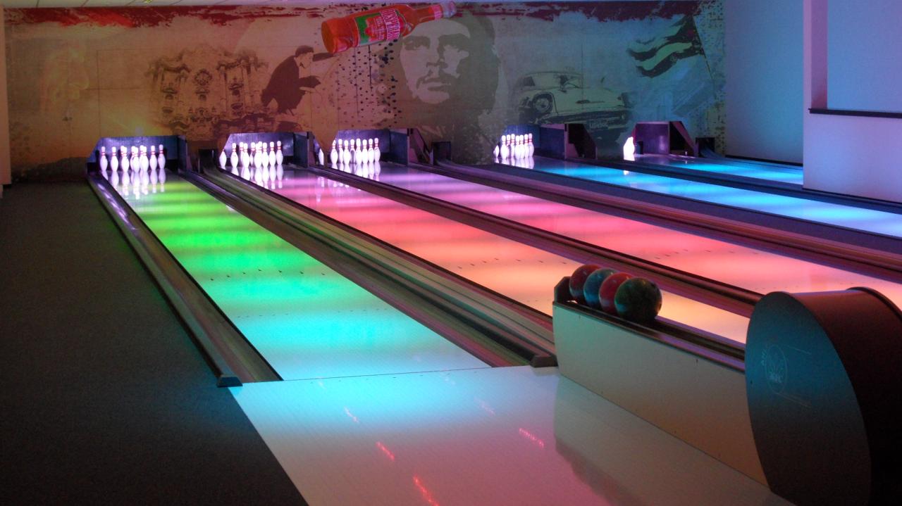 Bowlingbahn in Zeitz